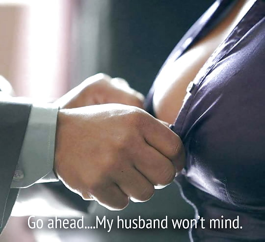 Wife said no to sharing her with other men.