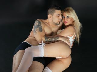 Kinky Couple for Cuckold Chat