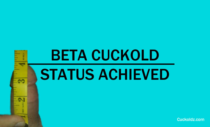 Realizing I was a beta cuckold